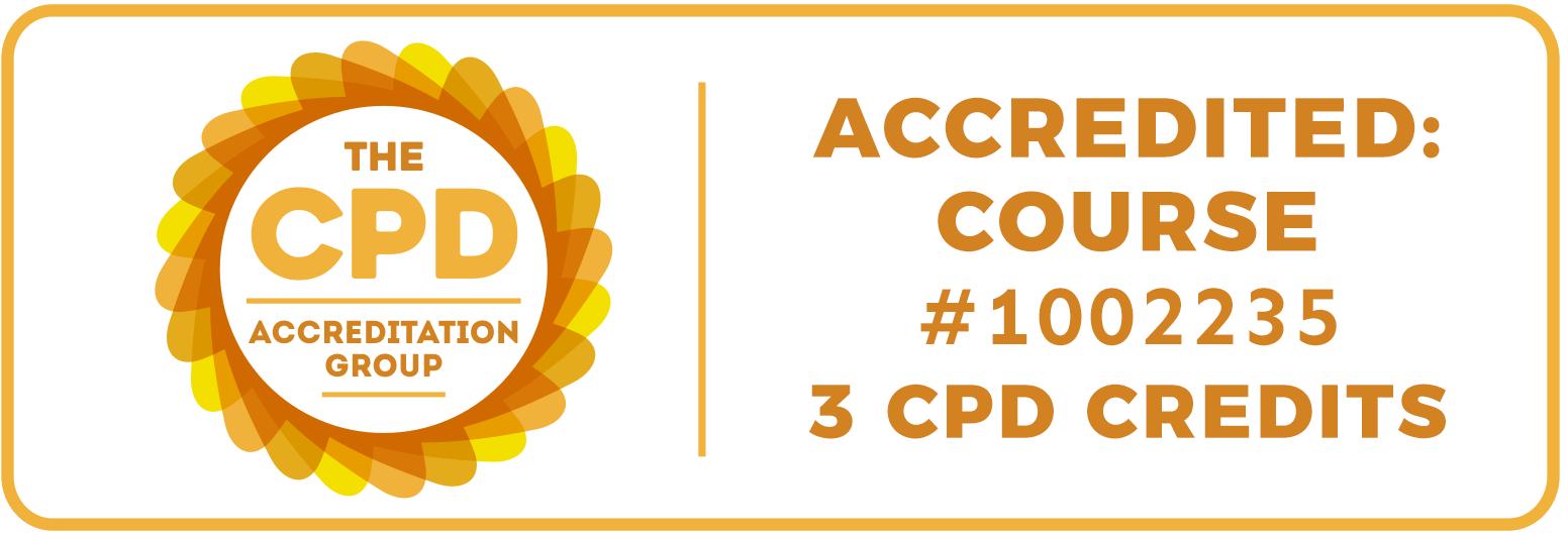 CPD Half Accreditation